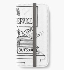 Outsourcing iPhone Wallet/Case/Skin