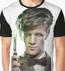 11th Doctor - Doctor Who Graphic T-Shirt
