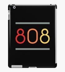 808 DRUM 2.0 iPad Case/Skin