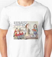 Corporate Flashcards T-Shirt