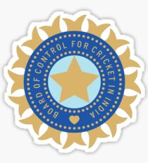 Board of Control for Cricket in India Sticker