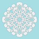 Winter Flake VIII by thedustyphoenix