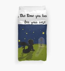 The Little Prince  Duvet Cover