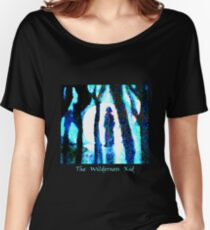 THE WILDERNESS KID Women's Relaxed Fit T-Shirt