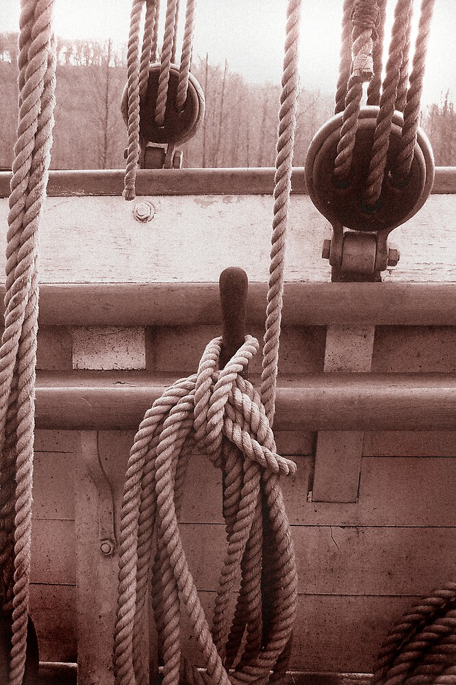 Old ropes by PeteG
