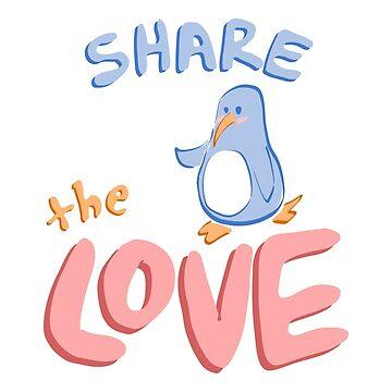 Share the Love by MaijaR