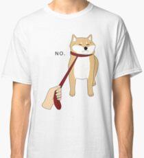 Shiba Inu No Classic T-Shirt