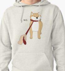 Shiba Inu No Pullover Hoodie