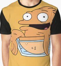 Camiseta gráfica Pescado