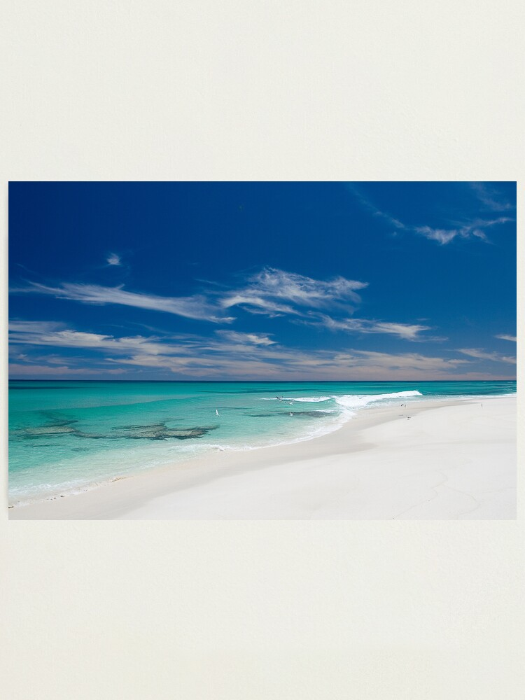 Alternate view of Paradise South Oz Style. Photographic Print