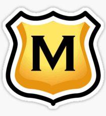 Club Penguin Mod Badge Sticker