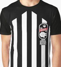 Kessel Run Referee Graphic T-Shirt