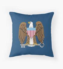 NSA Throw Pillow