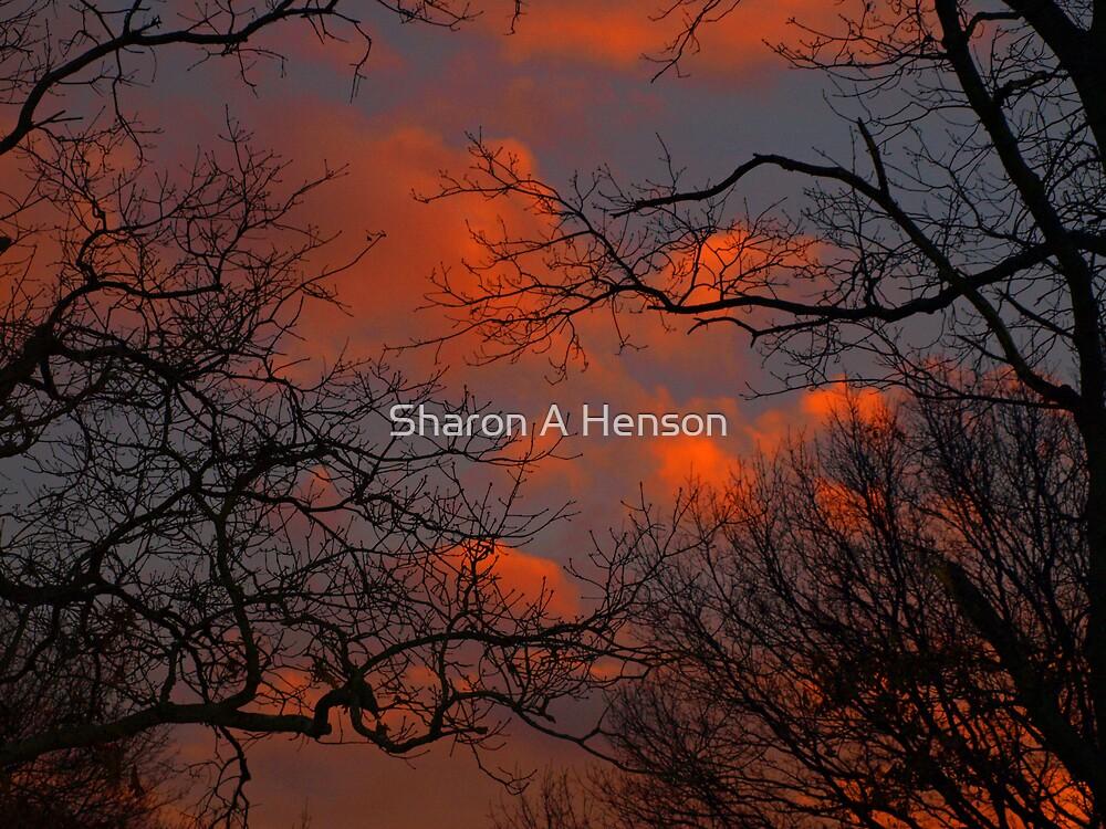 FRIDAY'S SUNRISE by Sharon A. Henson