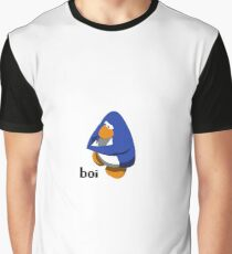 Club Penguin BOI Graphic T-Shirt