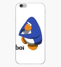 Club Penguin BOI iPhone Case