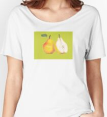 Pear Women's Relaxed Fit T-Shirt