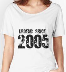 Legend since 2005 Women's Relaxed Fit T-Shirt