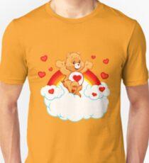 Care Bears Tenderheart bear, retro, 80s, vintage Unisex T-Shirt
