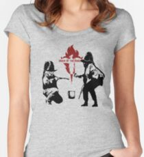 Order of Phoenix Women's Fitted Scoop T-Shirt