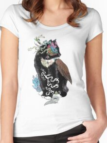 Black Magic Women's Fitted Scoop T-Shirt