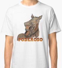 Powerful Horse Camiseta clásica