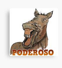 Powerful Horse Lienzo