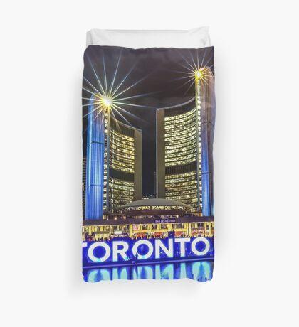 City Hall Duvet Cover