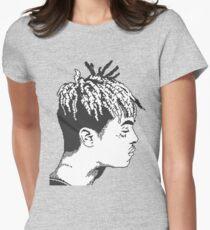 xxxTentacion 8 bit/Pixel art  Womens Fitted T-Shirt