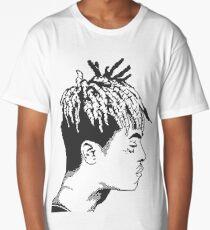 xxxTentacion 8 bit/Pixel art  Long T-Shirt
