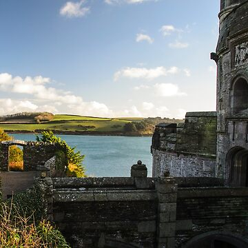 St Mawes Castle, Cornwall by obadiah