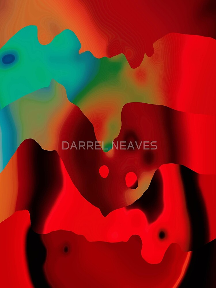 LIFE ON MARS by DARREL NEAVES