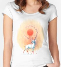 Spring Spirit Women's Fitted Scoop T-Shirt
