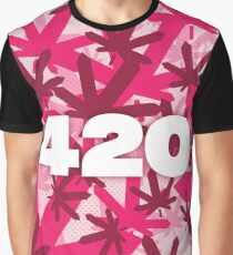 420 (Pretty in Pink Edition) Graphic T-Shirt