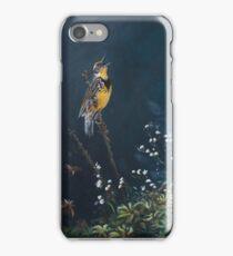 Meadowlark Music iPhone Case/Skin