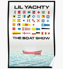 The Boat Show  Poster