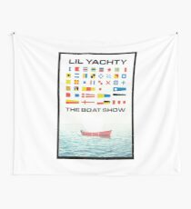 The Boat Show  Wall Tapestry