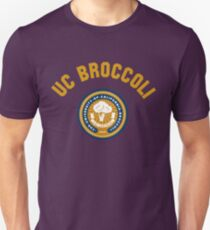 UC Broccoli Collegiate Sweatshirt Unisex T-Shirt
