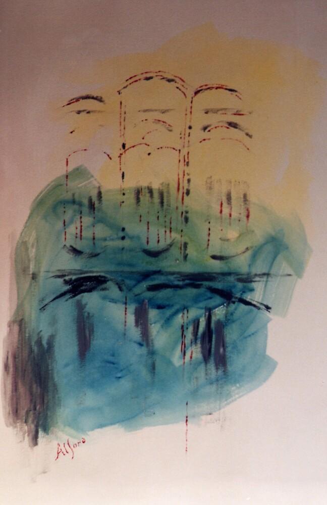 Casa com Azulejos by alforastudio