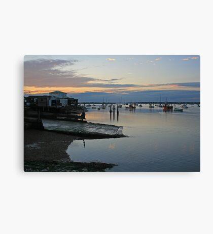 Felixstowe Ferry Canvas Print