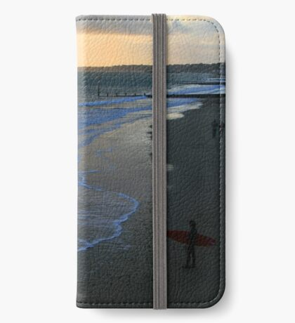 Taking The Plunge iPhone Wallet