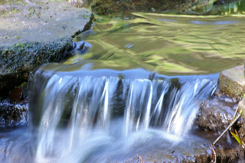Water the essence of life by Justin020