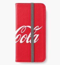 Off Series: Cola-Cola iPhone Wallet/Case/Skin