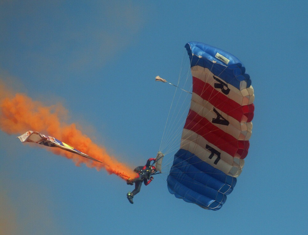 Flight of the Falcon by RedHillDigital