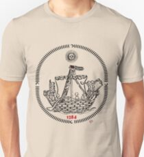 medieval ship Unisex T-Shirt