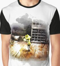 Six Painting Little Nightmares Graphic T-Shirt
