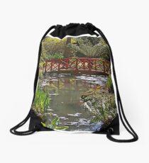Subtropical Gardens, Abbotsbury Drawstring Bag