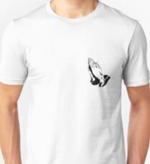 Drake inspired praying hands Unisex T-Shirt