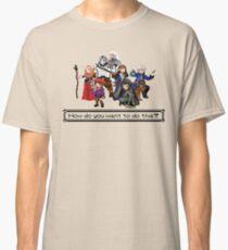 Vox Machina - Pixel Art Classic T-Shirt