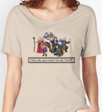 Vox Machina - Pixel Art Women's Relaxed Fit T-Shirt